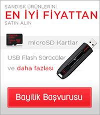 SanDisk Türkiye Distribütörü